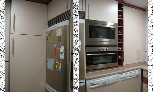 Horno y microondas en columna images - Columna horno y microondas ...