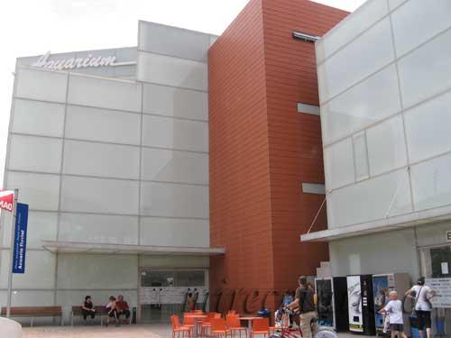 Acuarium, abierto al público