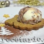 Galletas de café con helado Zabaglione {#NavidadLIDL}