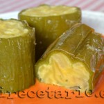 Pimientos rellenos de tortilla en salsa de piquillos {BBSS}