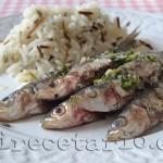 Como hacer sardinas a la plancha ¿sin humos ni olores?