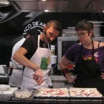 Pizza de Longaniza de Graus { #CarpaTA }