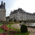 Viaje a Castillos del Loria {III-V Château Chenonceau, Château Amboise}