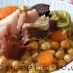 Cocido español {Cocinas del Mundo}