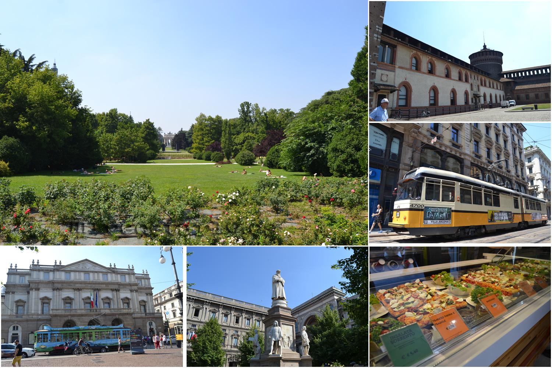 Vistas de Milán