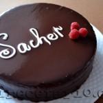 Tarta Sacher Casera {Austria en Cocinas del Mundo}