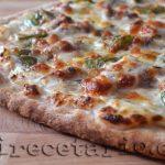Pizza Integral de Ternasco de Aragón {Recetas Saludables}